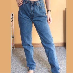 Levi's Vintage 912 Orange Tab Slim Fit Jeans - 27